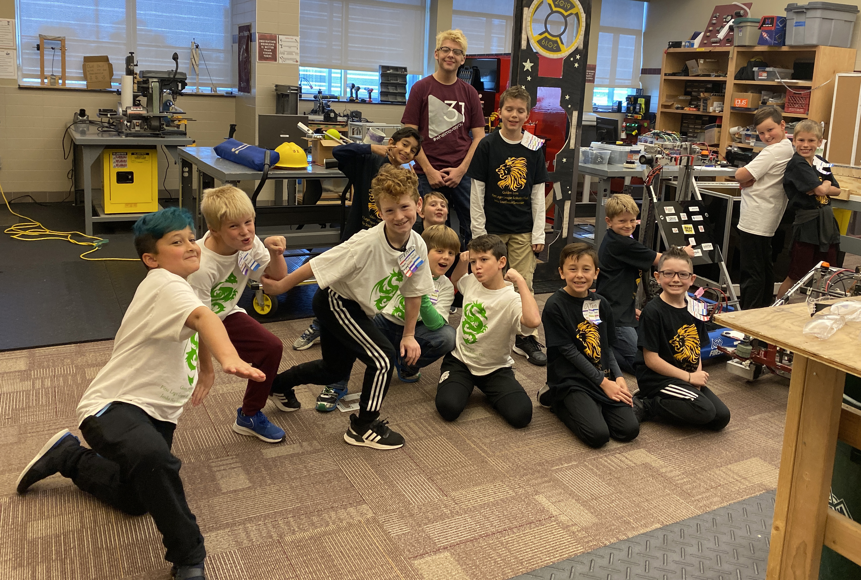 FIRST Lego Robotics Club